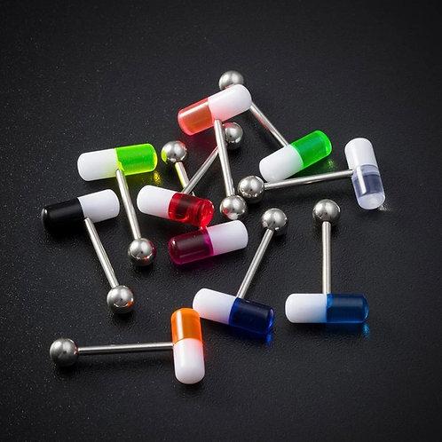 Pill Tongue Bar