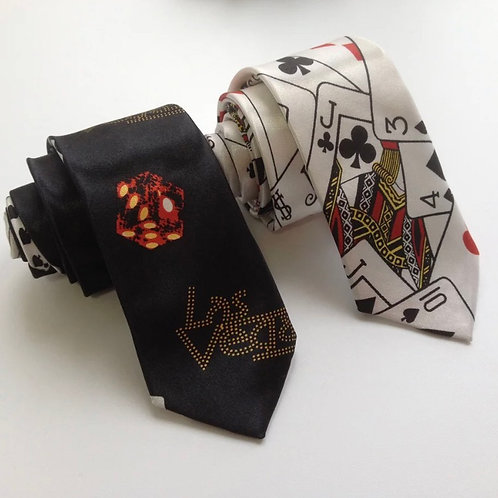 Blackjack Tie