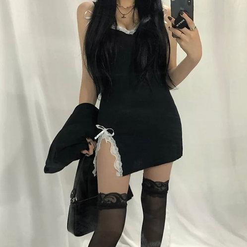Satan Slip Dress