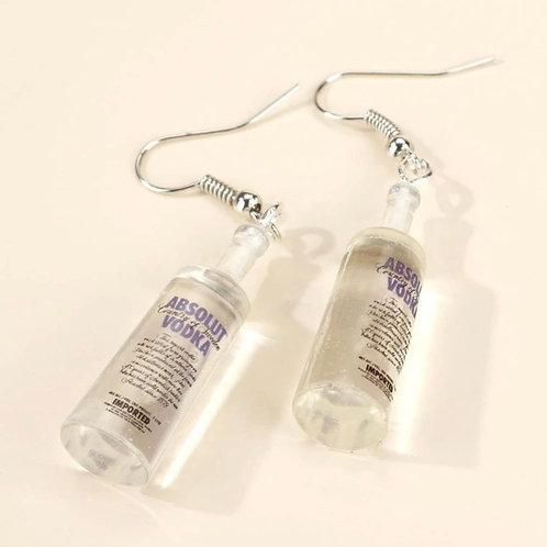 Vodka Earrings