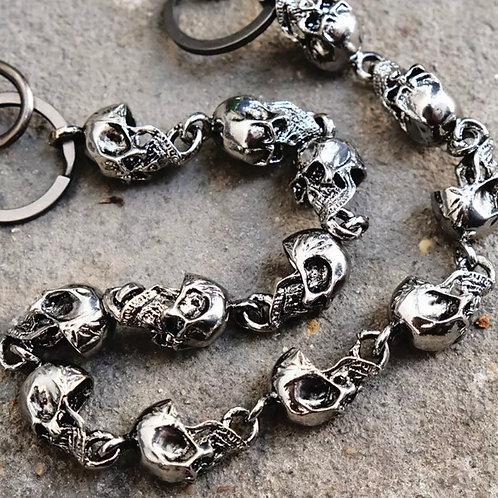 Skull Belt Chain