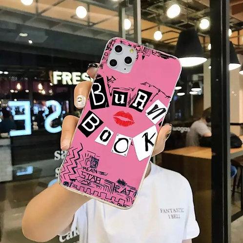 Burn Book Case
