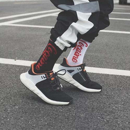 Coca-ine Socks