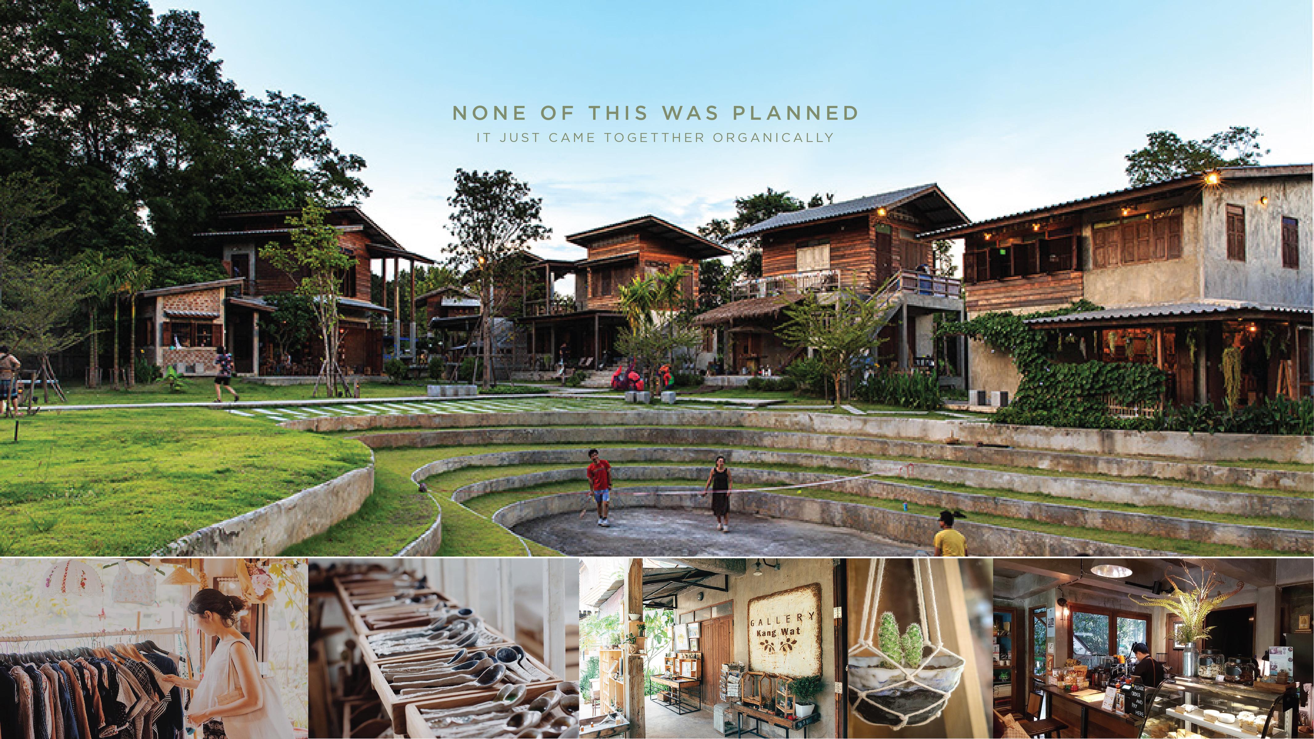 Baan Kang Wat Artisan Village