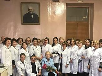 "Цикл № 547 ""Акушество и гинекология"" успешно закончен"