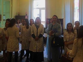Собрание интернов и ординаторов I года