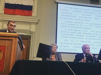 Заседание Общества акушеров-гинекологов СПб и СЗФО