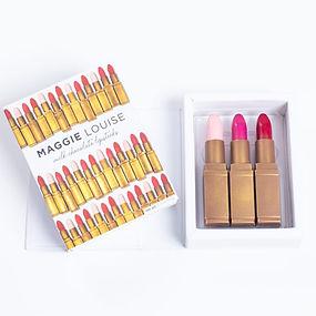 Maggie Louise Confections Lipstick Trio
