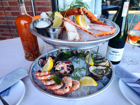 seafood stack