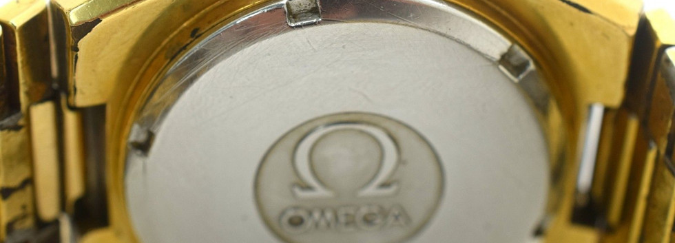 Omega MegaQuartz 32KHz Vintage from 1970's Day and Date