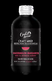 Owl's Brew Watermelon Margarita Mix 16oz