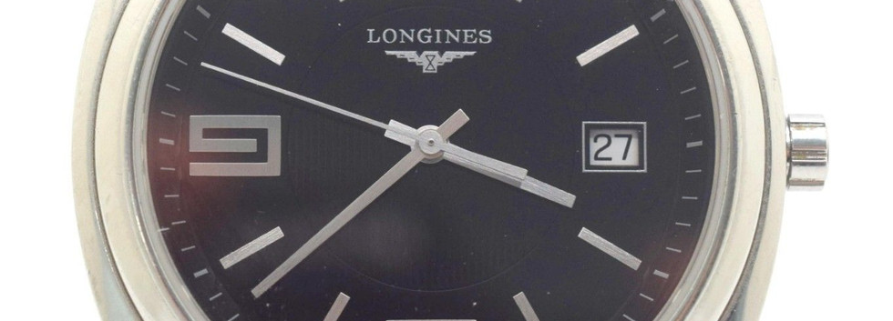 Longines LungoMare 39.5mm Stainless Steel Model L3.632.4 Wristwatch