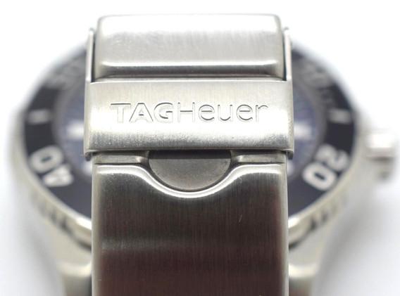 TAG Heuer Calibre 5 Aquaracer WAN2110 Wrist Watch for Men