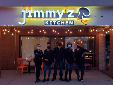 Jimmy'z Kitchen staff