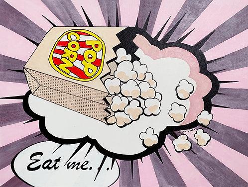 Eat me... Marketing has won