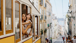 Family Photoshoot in Lisbon