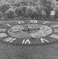 Andover Floral Clock