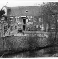 Andover Town Mills circa 1962