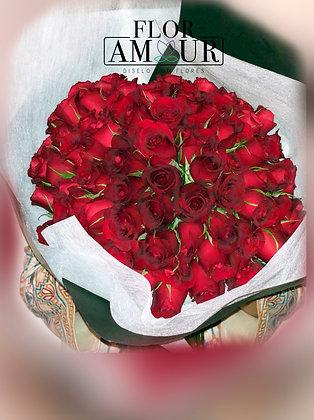Bouquet en atado Frances