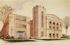 Coppin Building Drawing