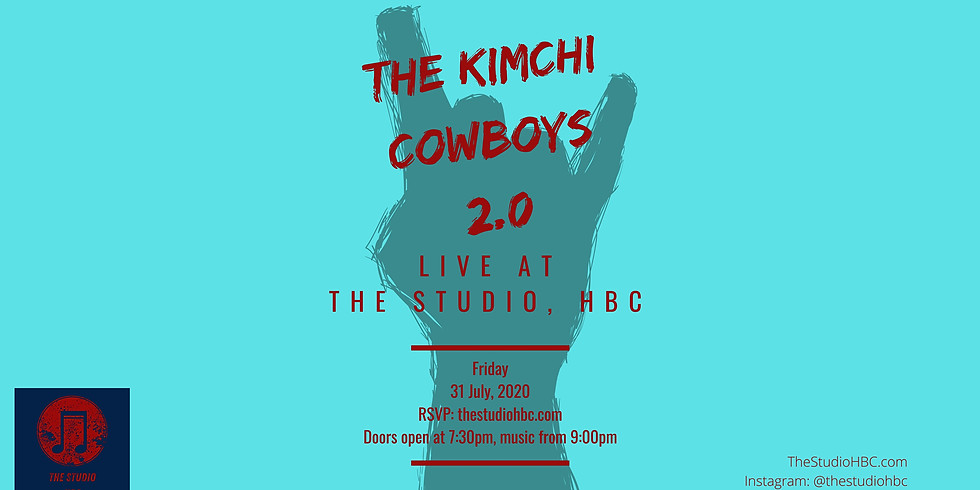 Live: Kimchi Cowboys