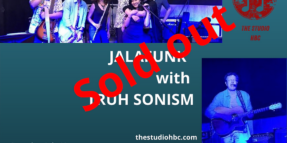 Jalafunk, LIVE 2.0 sold out