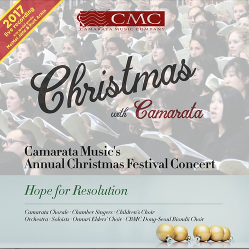 Christmas with Camarata: Hope For Resolution, 2017