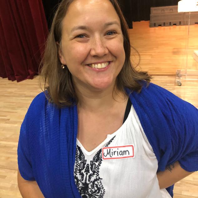 Miriam Lee