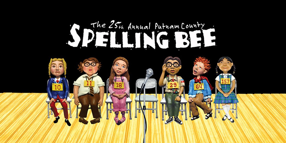 Musical: 25th Annual Putnum County Spelling Bee