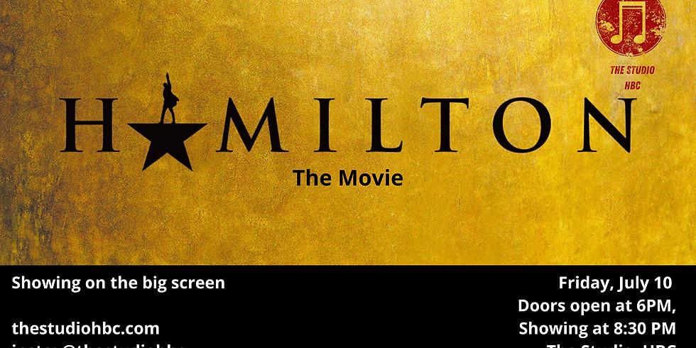 Hamilton, the Movie