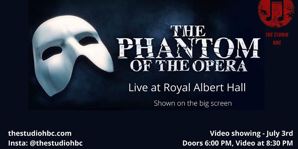 Phantom of the Opera, Live at Royal Albert Hall!