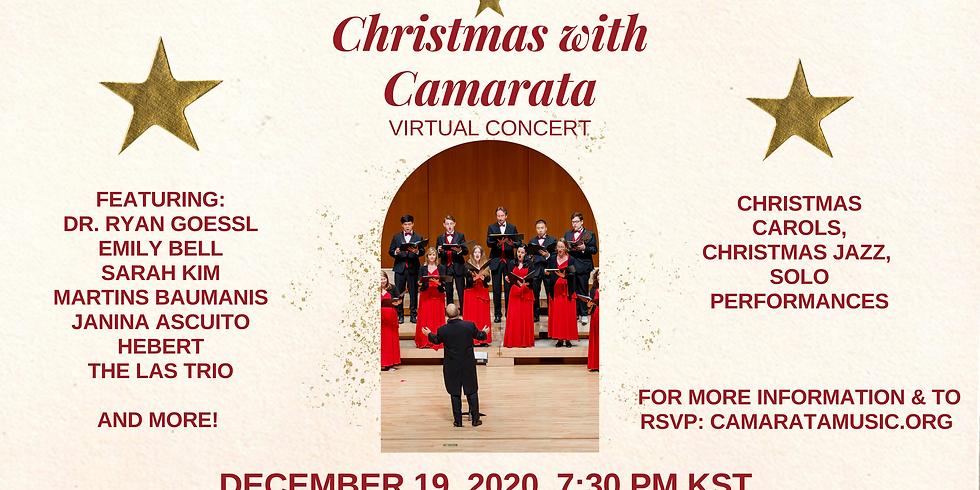 Christmas With Camarata Virtual Concert (1)