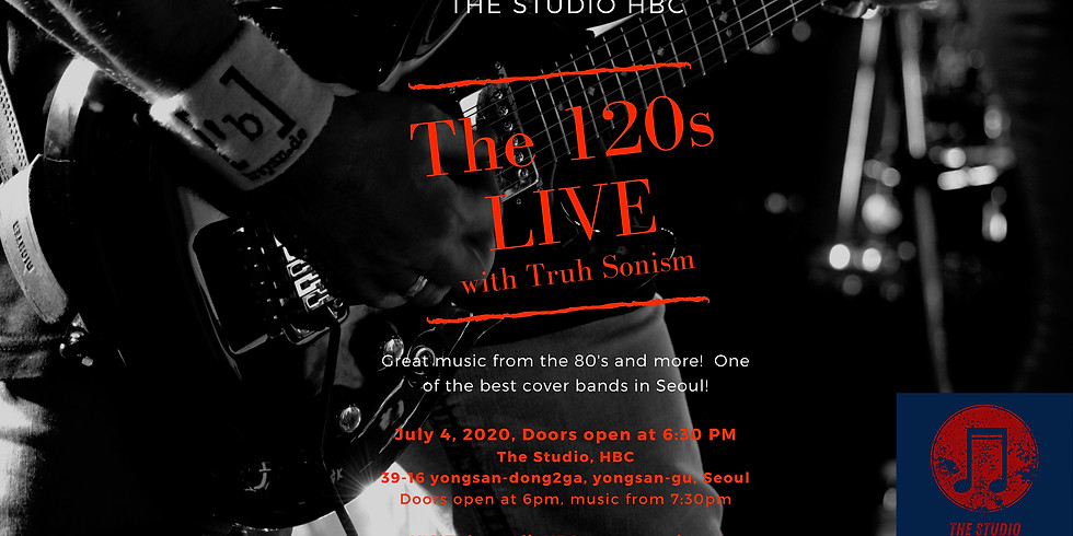 The 120s, LIVE!