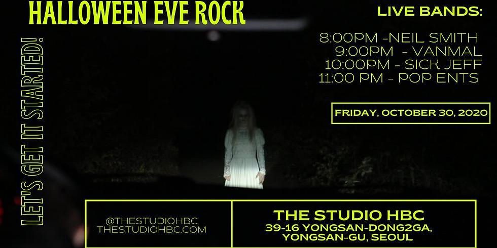 Halloween Eve Rockin