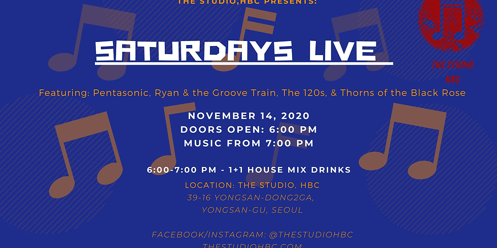 Saturdays, LIVE!