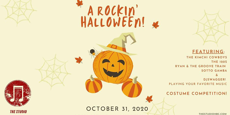 A Rockin' Halloween!