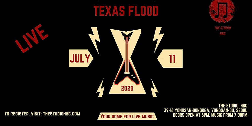 Texas Flood, LIVE!