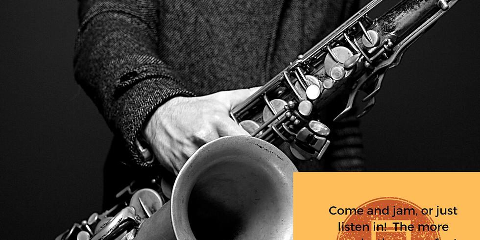 Wednesday jazz and blues Jam Night