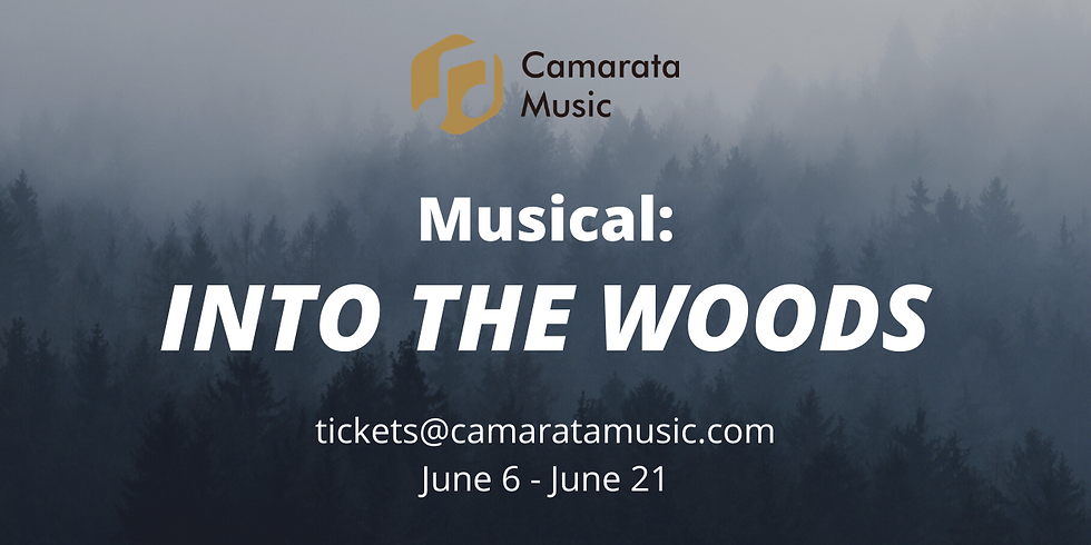 MUSICAL: INTO THE WOODS