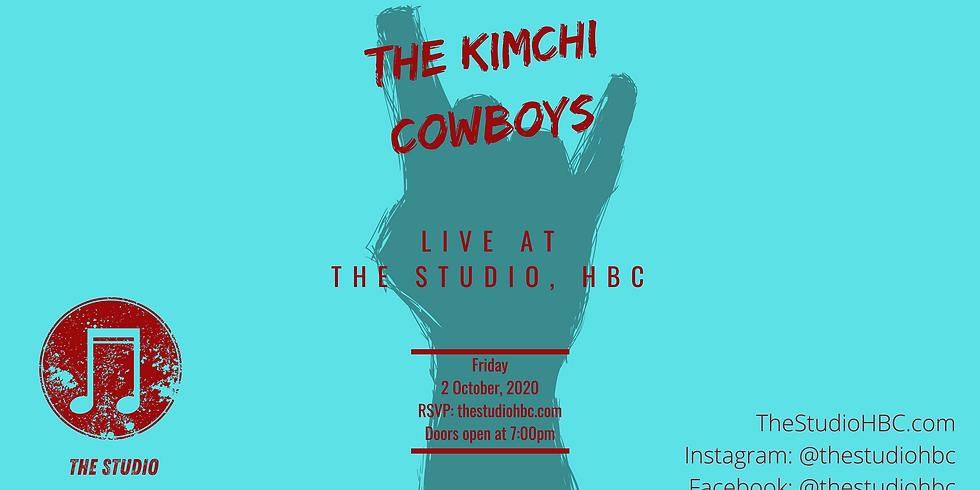 Kimchi Cowboys, LIVE!