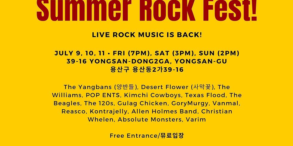 Summer Rock Fest!