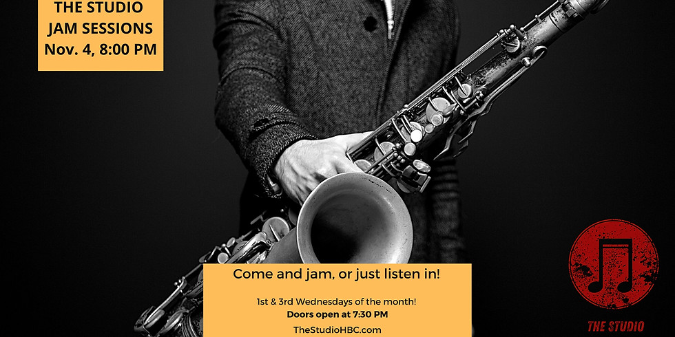 Jazz/Blues Jam Night