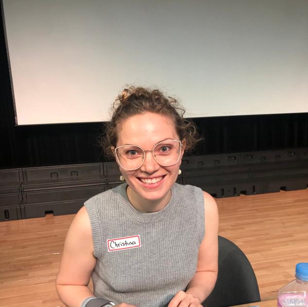 Christina MacIsaac