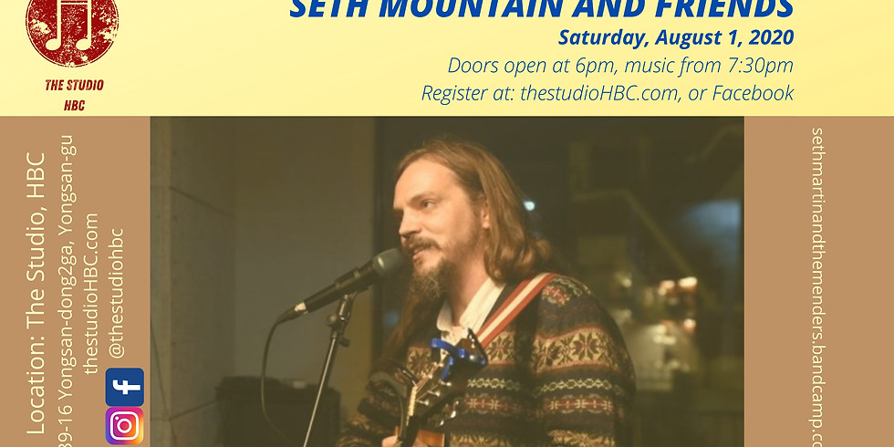 Seth Mountain and Friends