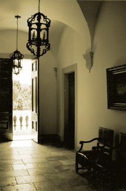 Villa Entry Hall