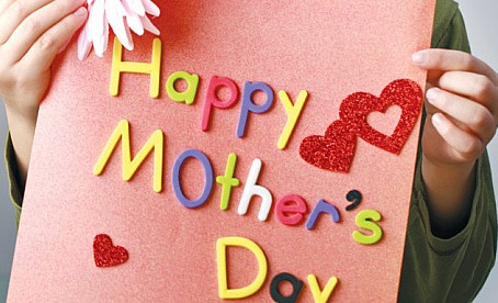 Mother's Day is all about her…..again….