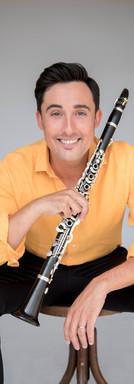 Hugo Rodriguez. Clarinet