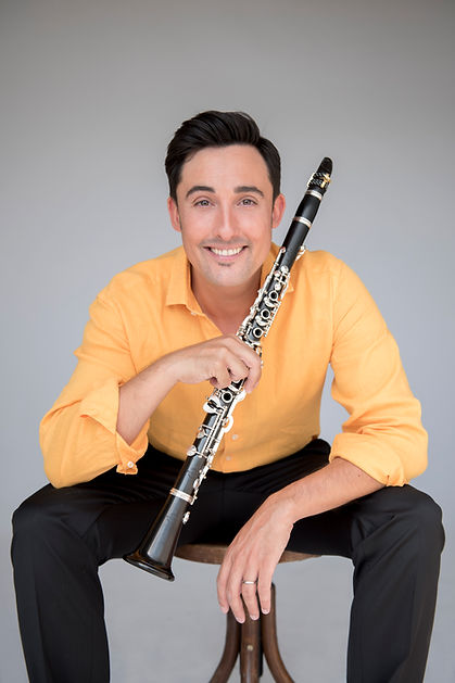 Hugo Rodriguez Klarinette Clarinete Clarinet