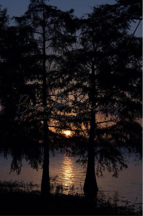 Toledo Bend Sunrise