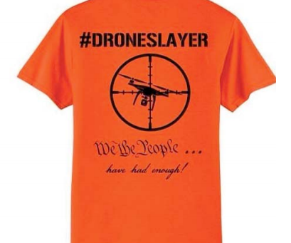 """12-Gauge vs. Quadcopter: Property Rights, UAVs and the """"Drone Slayer"""""""